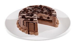 DQ Blizzard Cake - Chocolate Xtreme