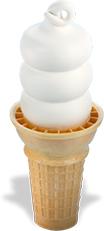 DQ Cone - Vanilla