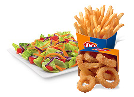 DQ Sides - Salads, Fries, Onion Rings