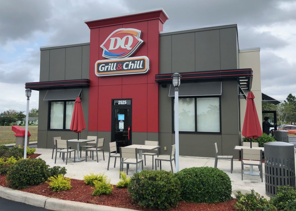 DQ Grill & Chill - Skyline